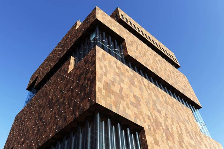 Le MAS Musée Anvers © D Raux 12