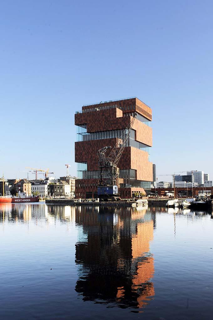 Le MAS Musée Anvers © D Raux 3