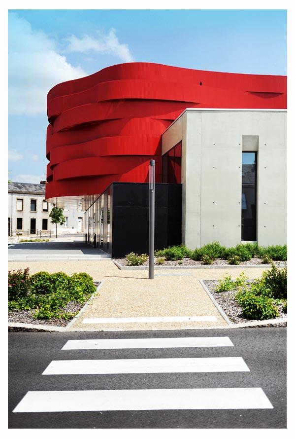 Le Théâtre de Bressuire © D Raux 6