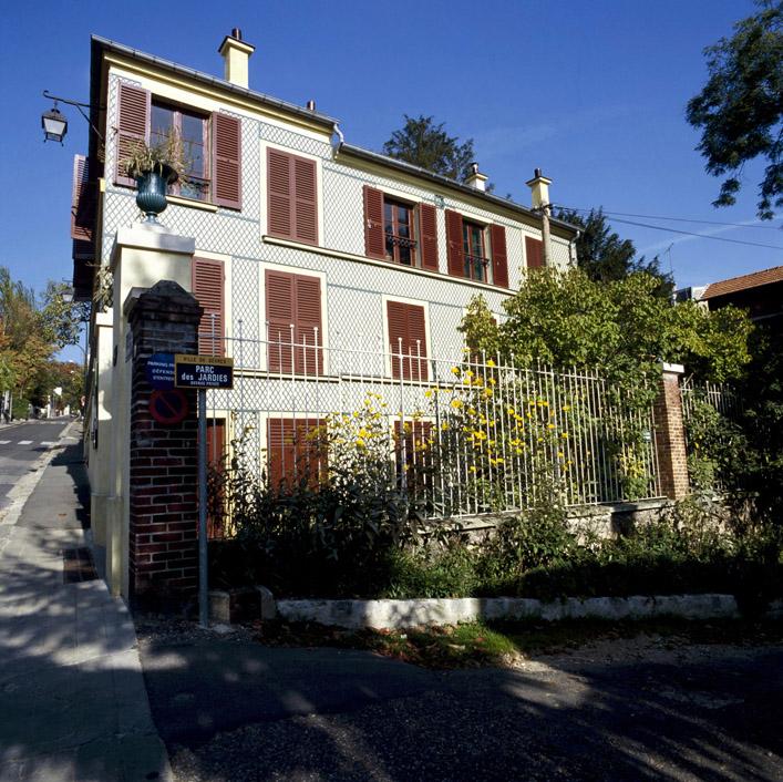 Maison des Jardies - Sèvres n°1