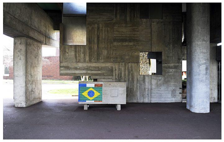 Maison du Brésil Le Corbusier 10
