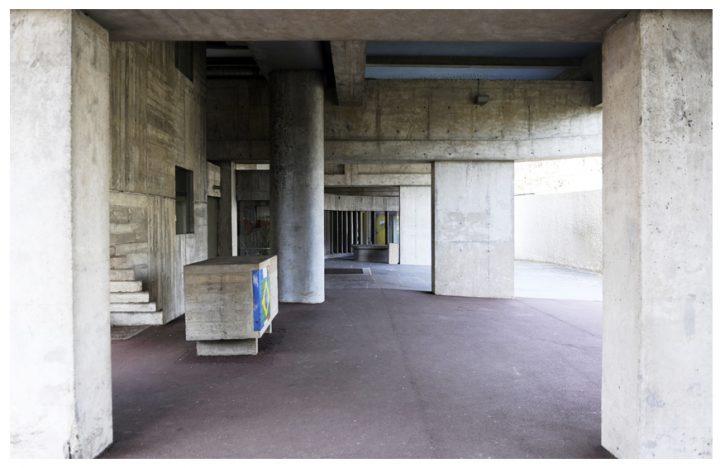 Maison du Brésil Le Corbusier 12