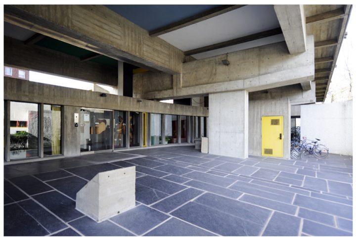 Maison du Brésil Le Corbusier 13