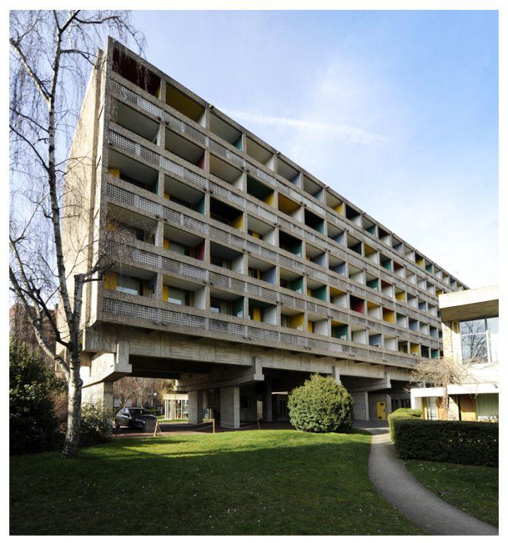 Maison du Brésil Le Corbusier 15
