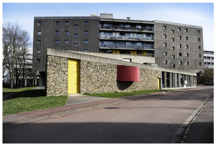 Maison du Brésil Le Corbusier 3
