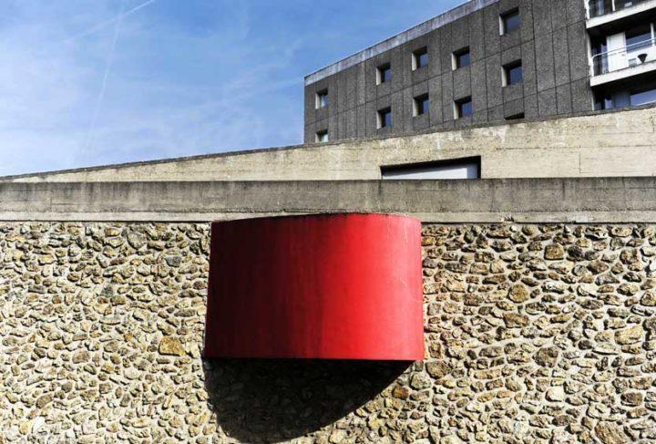Maison du Brésil Le Corbusier 4