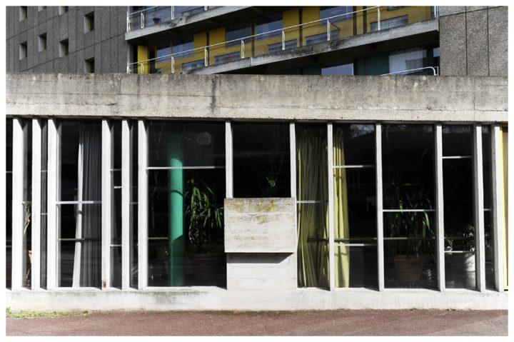 Maison du Brésil Le Corbusier 5