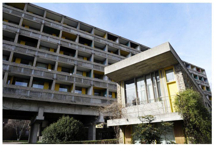 Maison du Brésil Le Corbusier 7