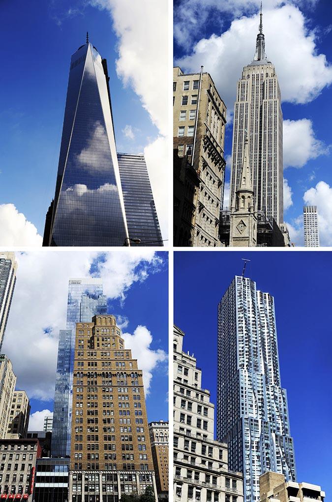 New York Verticales © Didier Raux 16A