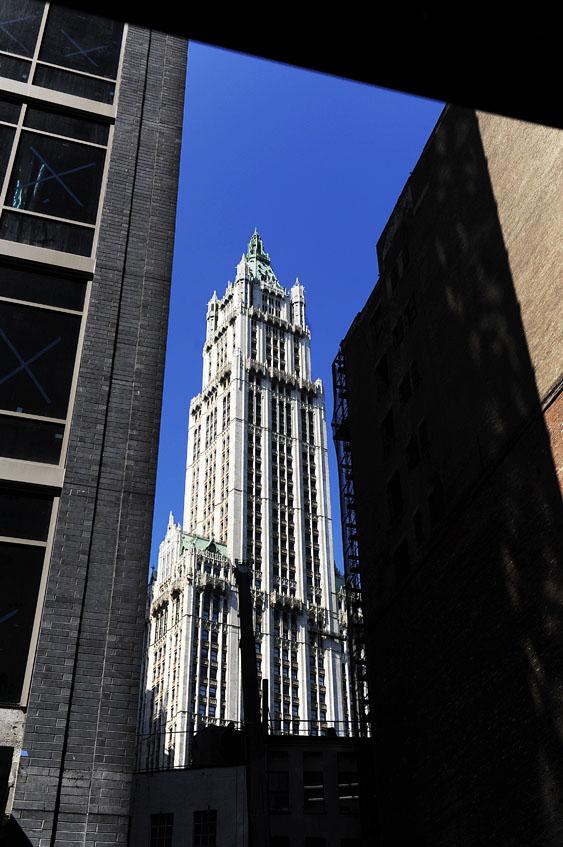 New York Verticales © Didier Raux 2