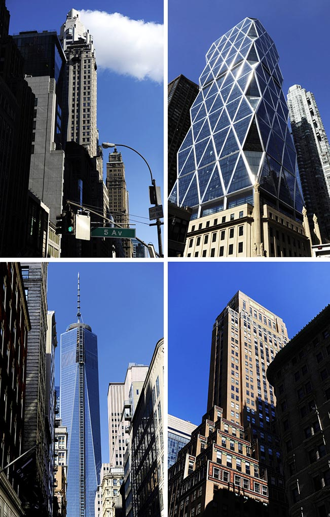 New York Verticales © Didier Raux 20A