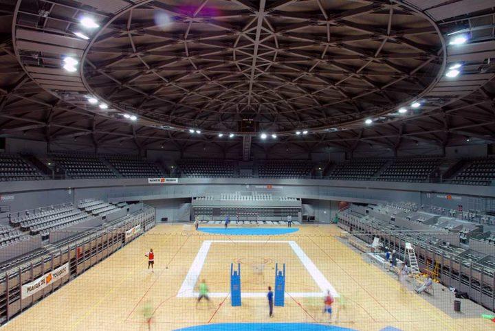 Palais des sports Toulouse © D Raux 5