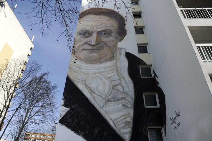 Paris 13 Fresque murale © Didier Raux 13