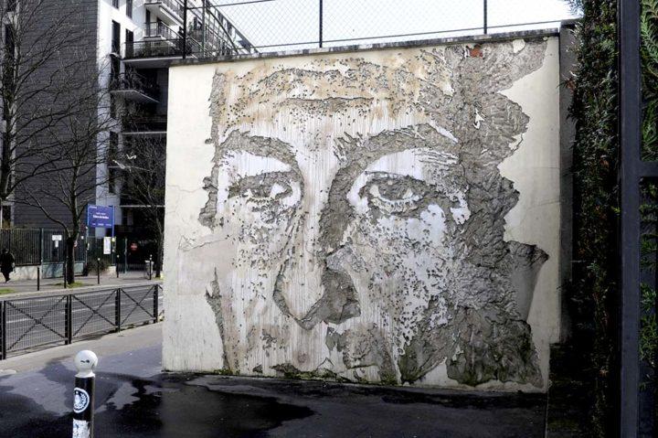 Paris 13 Fresque murale © Didier Raux 2