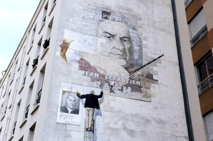 Paris 13 Fresque murale © Didier Raux 3