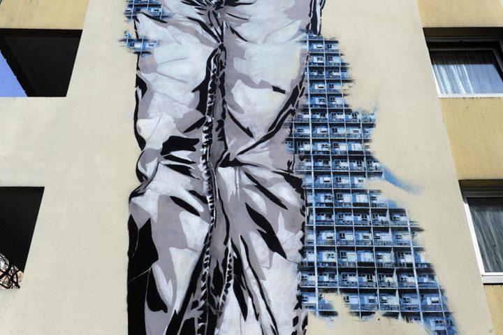 Paris 13 Fresque murale © Didier Raux 7