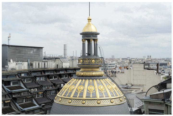 Paris vu d'en haut du Pintemps © Didier Raux 10