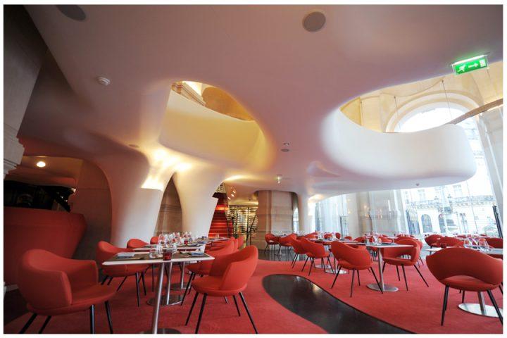 Restaurant Opéra Garnier 12