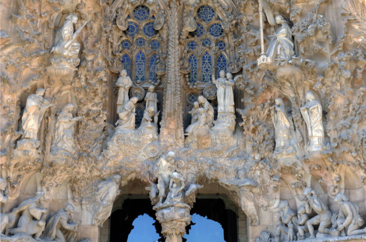 Sagrada Familia © Didier Raux 37