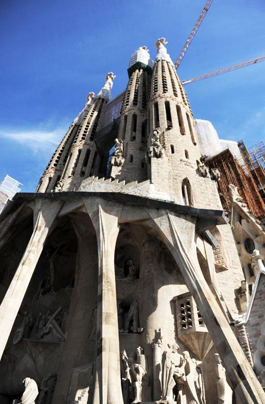 Sagrada Familia © Didier Raux 40