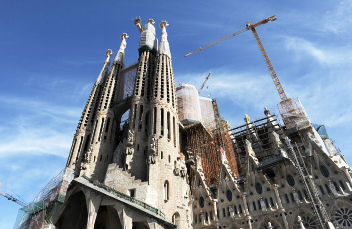 Sagrada Familia © Didier Raux 41