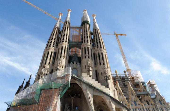 Sagrada Familia © Didier Raux 45