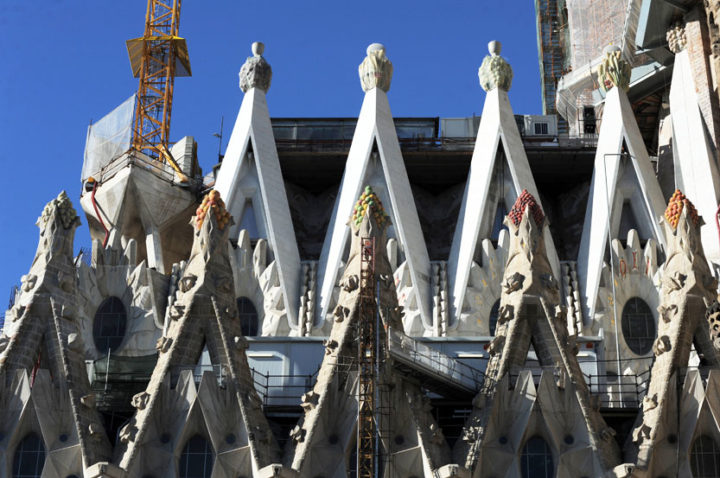Sagrada Familia © Didier Raux 8