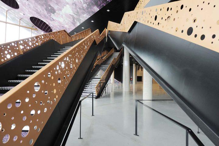 Salle Arena Montpellier © D Raux 15