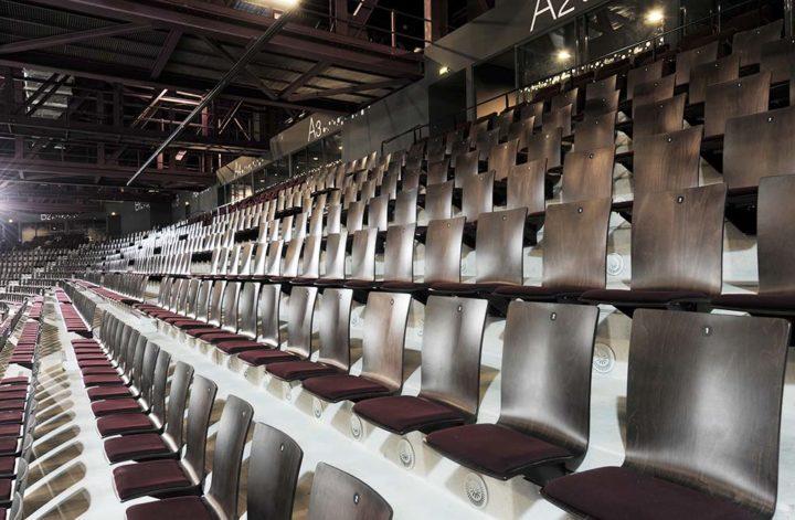 Salle Arena Montpellier © D Raux 19