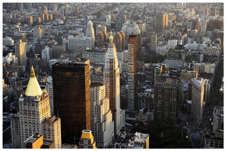 Sky Line de Manhattan 1