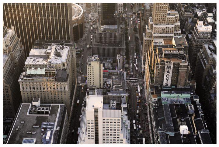 Sky Line de Manhattan 10