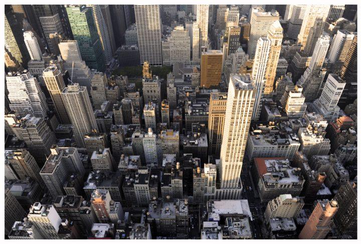 Sky Line de Manhattan 11