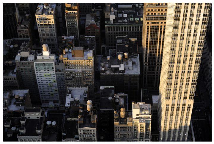 Sky Line de Manhattan 12