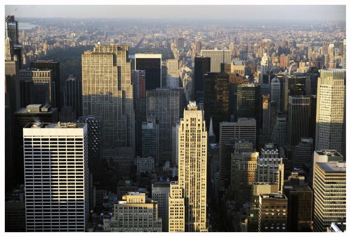 Sky Line de Manhattan 13