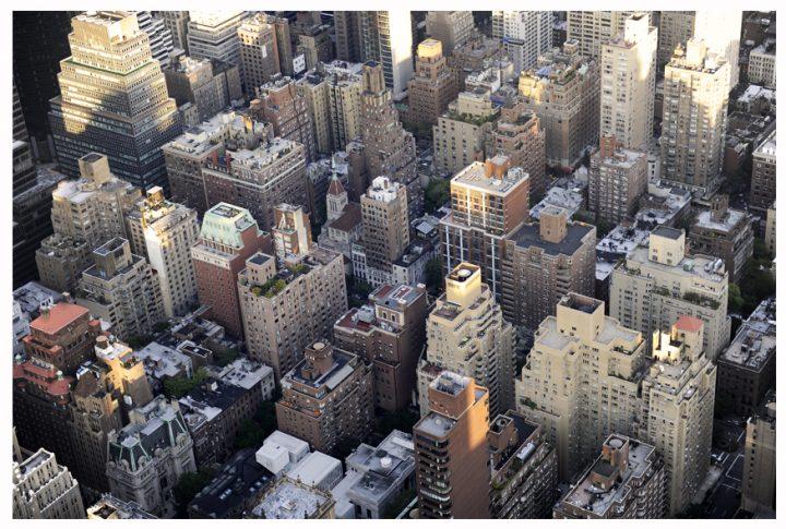 Sky Line de Manhattan 16