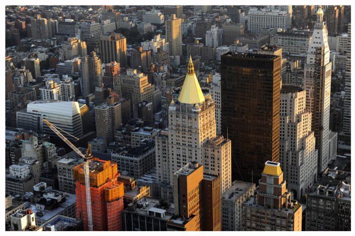 Sky Line de Manhattan 2
