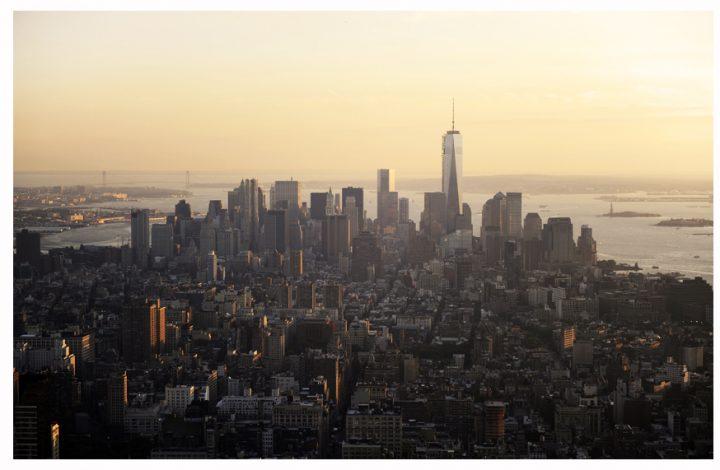 Sky Line de Manhattan 4