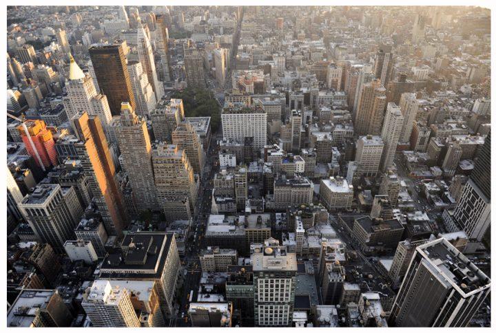Sky Line de Manhattan 7
