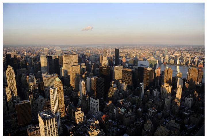 Sky Line de Manhattan 8
