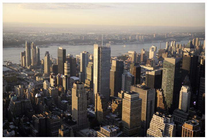 Sky Line de Manhattan 9