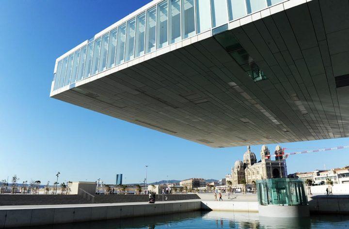 Villa Méditerranée Marseille © Didier Raux 14