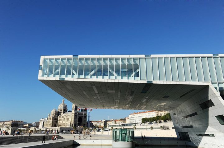 Villa Méditerranée Marseille © Didier Raux 16