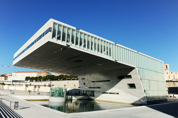 Villa Méditerranée Marseille © Didier Raux 2