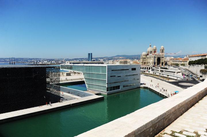 Villa Méditerranée Marseille © Didier Raux 4