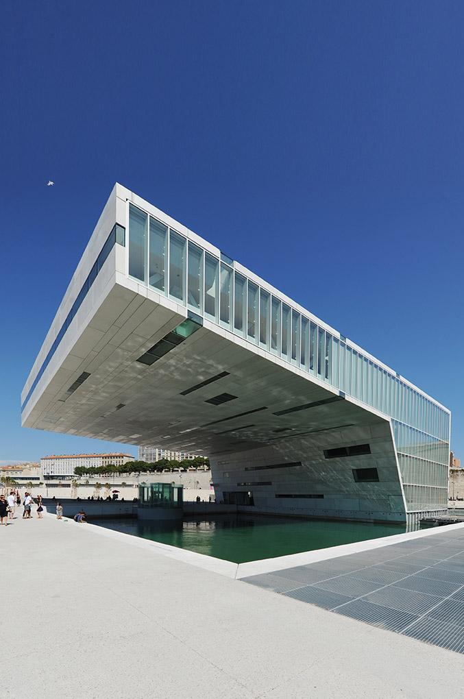 Villa Méditerranée Marseille © Didier Raux 9