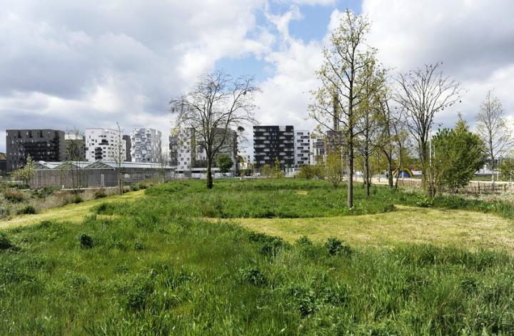 Le Grand parc de Saint-Ouen. © Photo Didier Raux