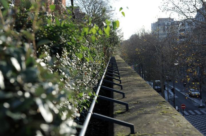 """La """"Promenade Plantée"""" de Paris © Photo Didier Raux"""
