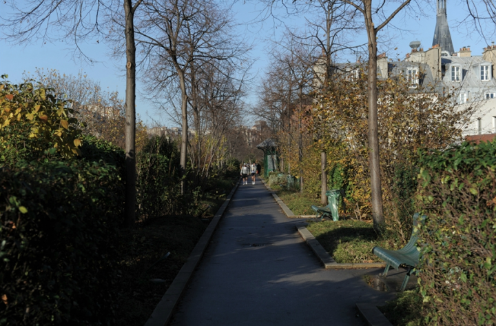 "La ""Promenade Plantée"" de Paris © Photo Didier Raux"