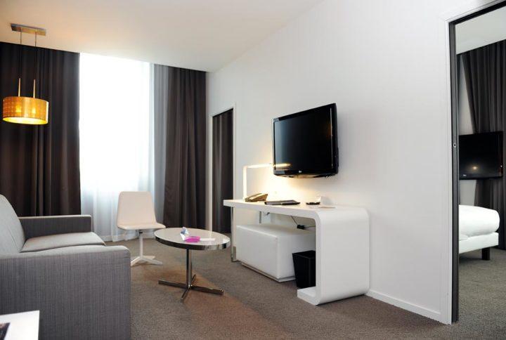 hotel Radisson Blu Nantes © Didier Raux 32