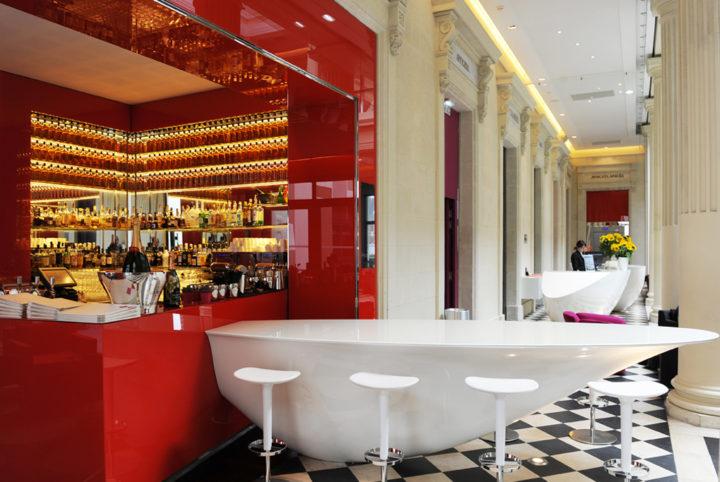 hotel Radisson Blu Nantes © Didier Raux 40